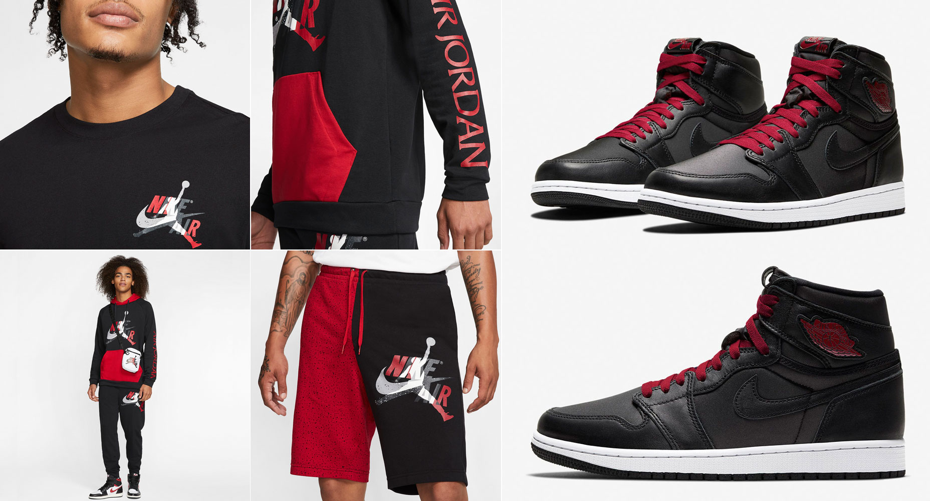 apparel-to-match-air-jordan-1-black-satin-gym-red