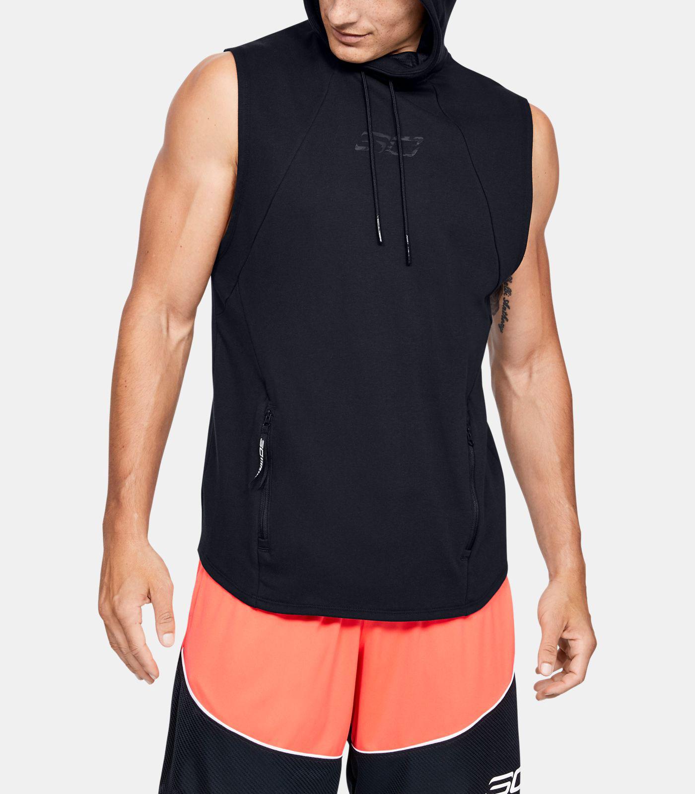 curry-7-sleeveless-hoodie-black