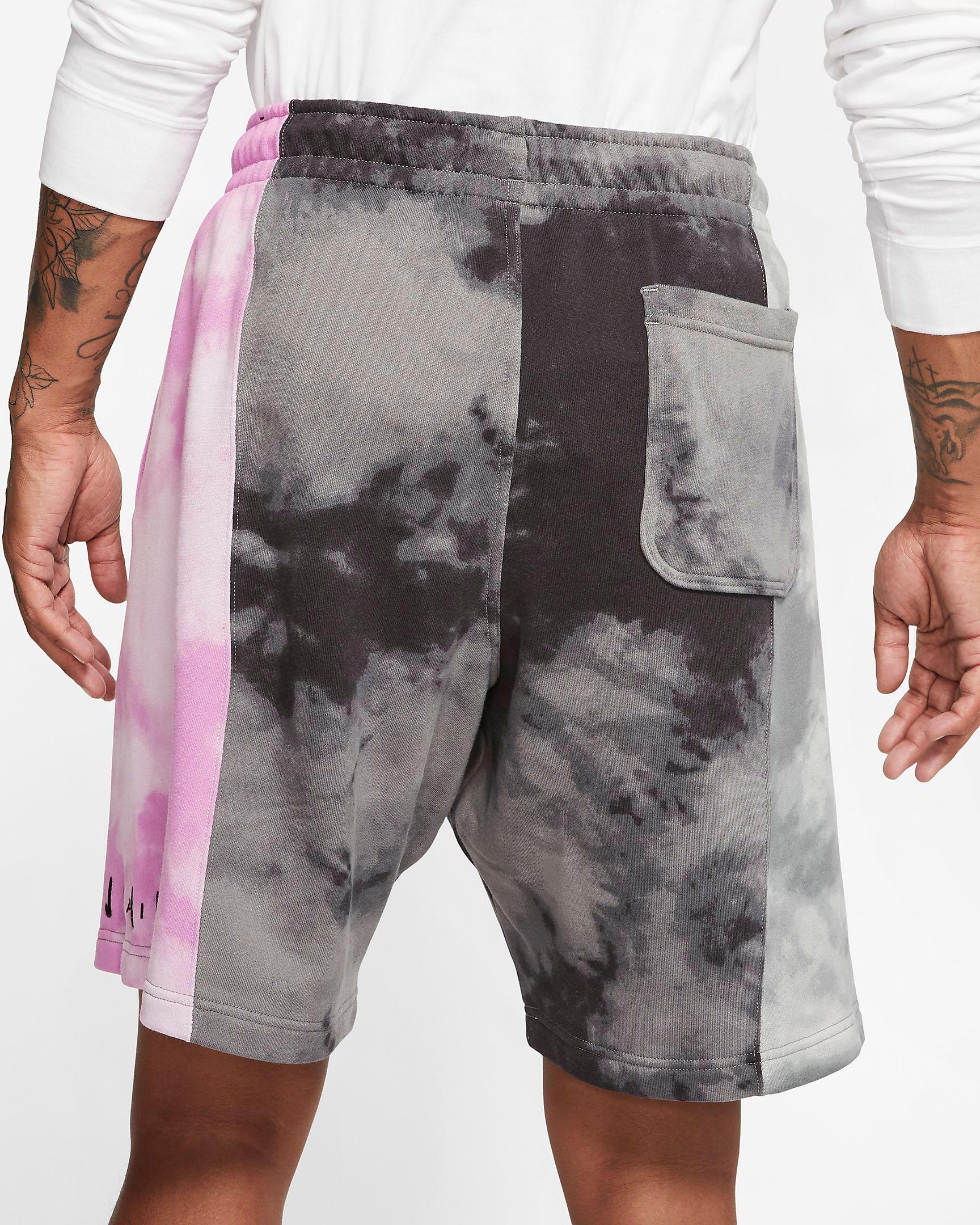 jordan-9-black-smoke-grey-shorts-2