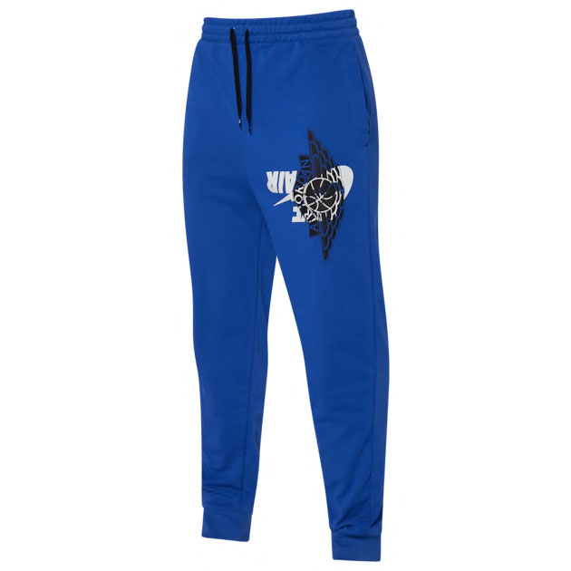 jordan-9-racer-blue-jogger-pants