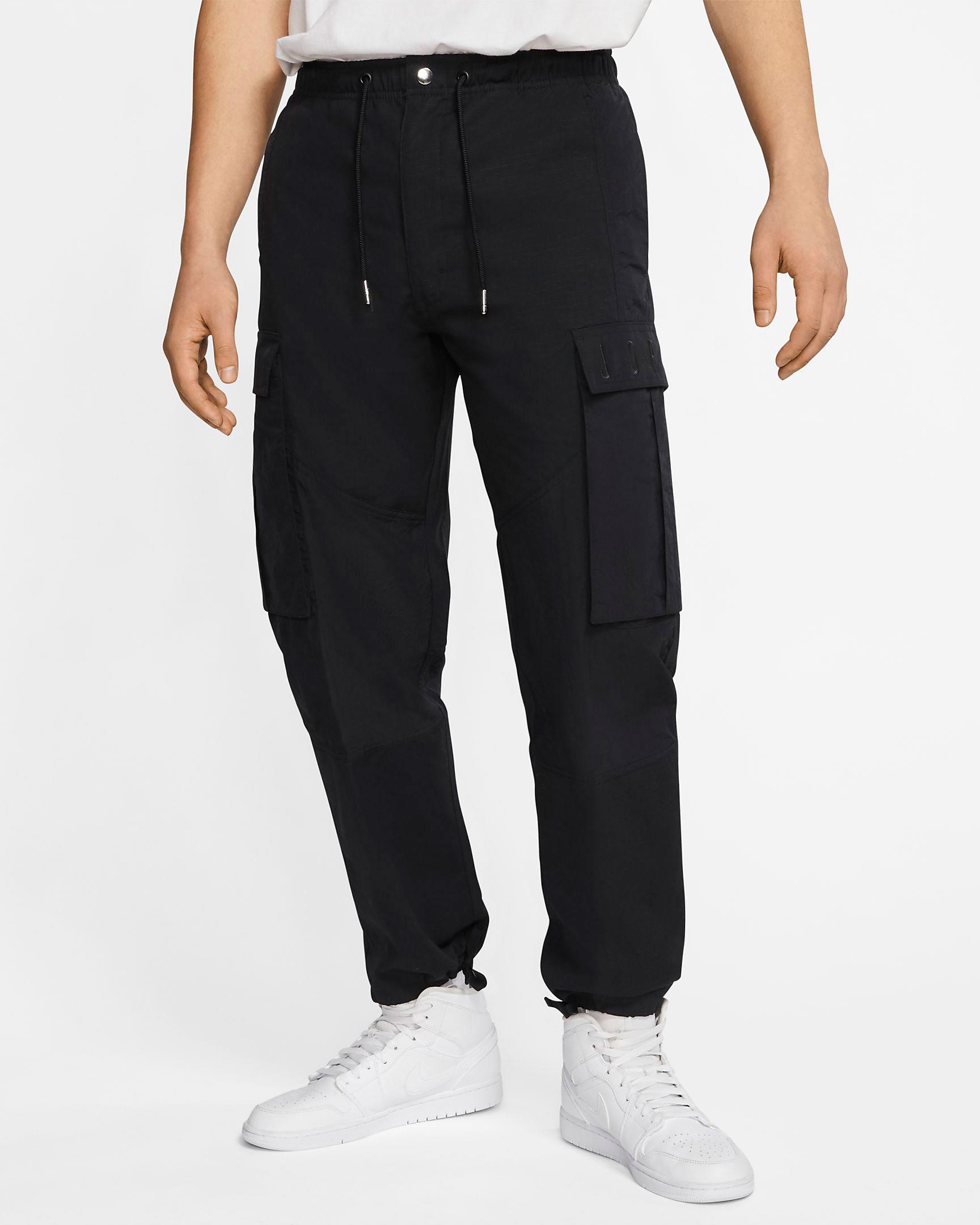 jordan-black-cargo-pants-1