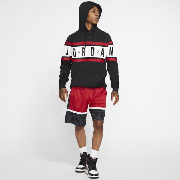 jordan-clothing-to-match-air-jordan-1-black-gym-red