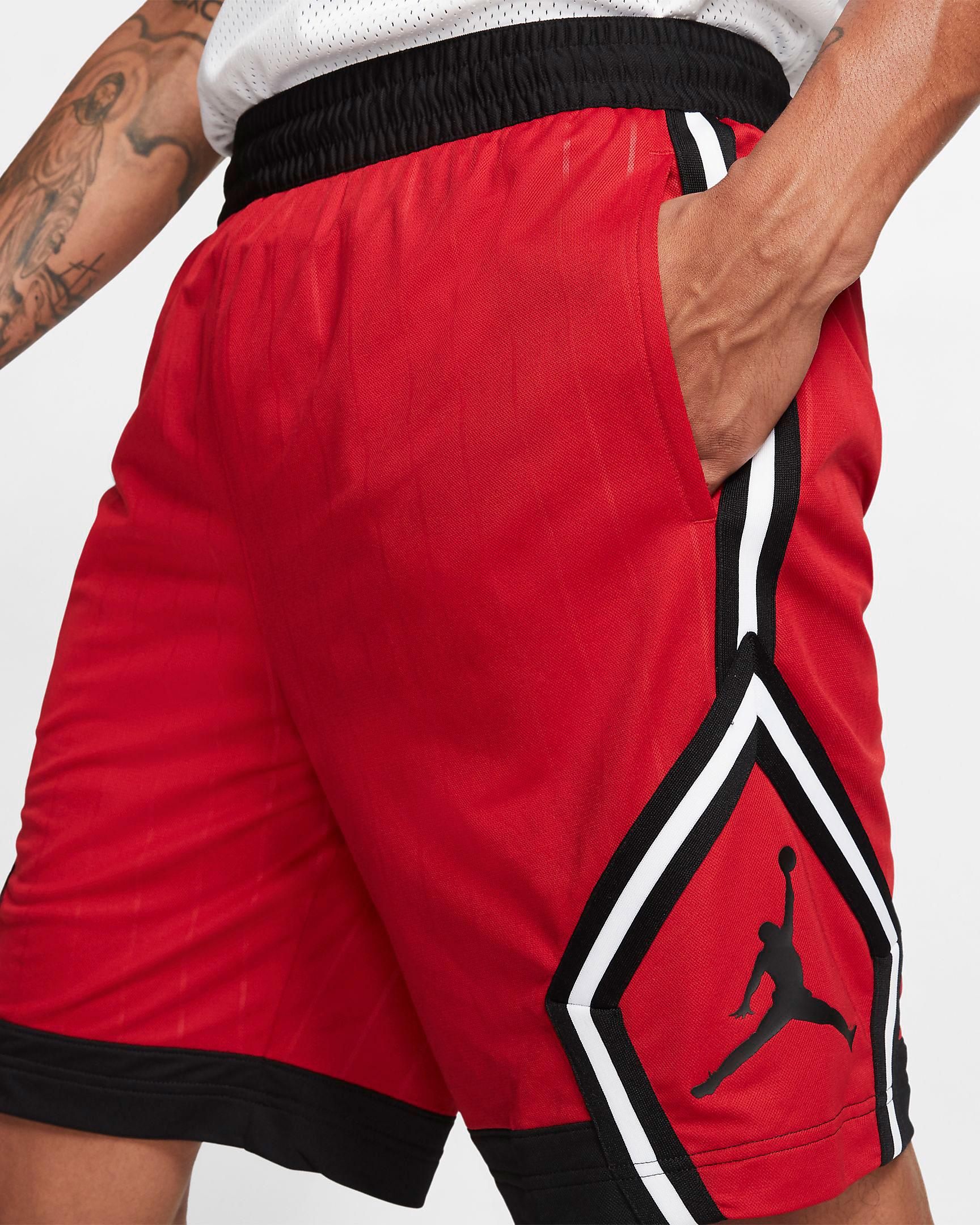 jordan-jumpman-diamond-shorts-gym-red-black