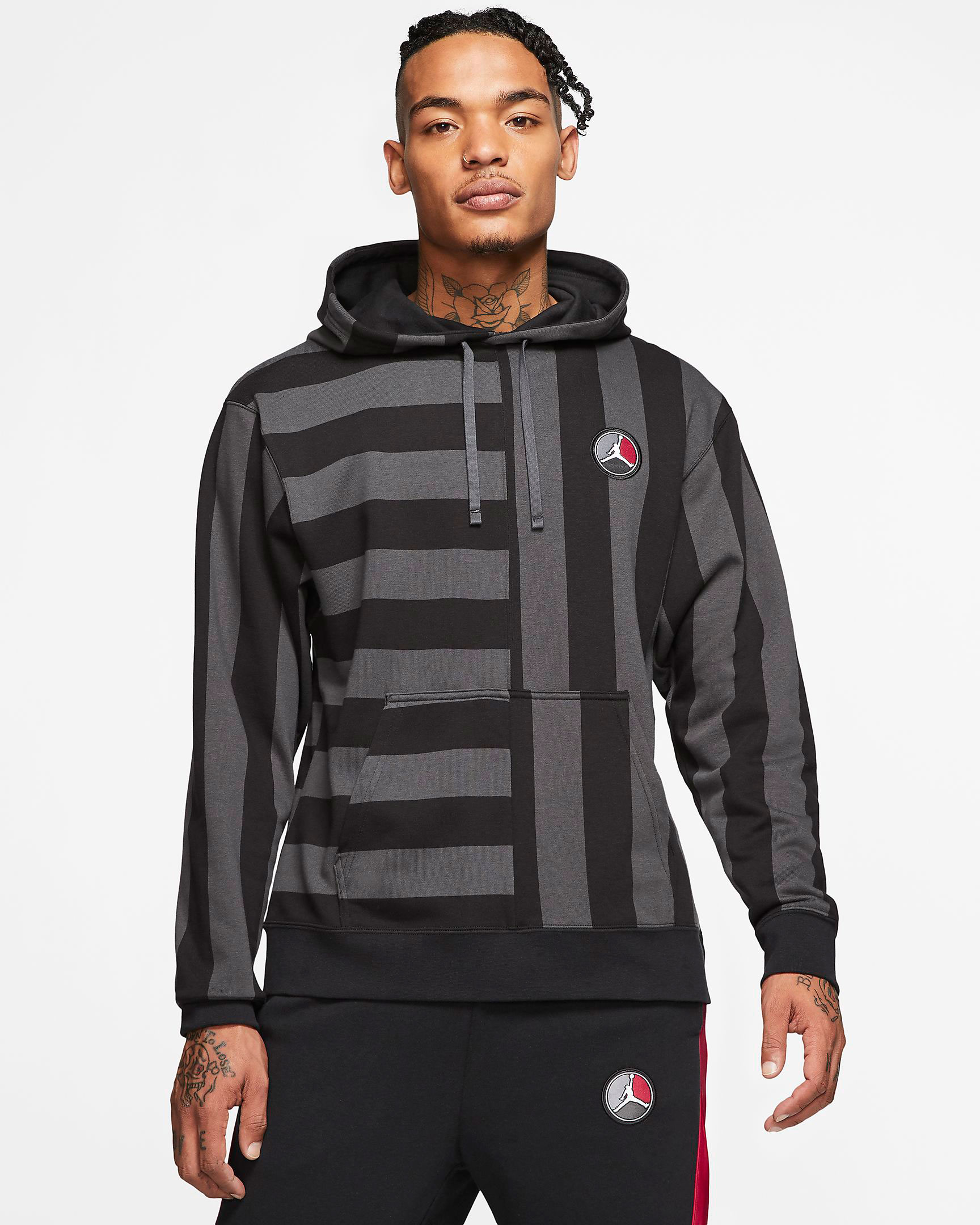 jordan-remastered-hoodie-black-grey-red-1