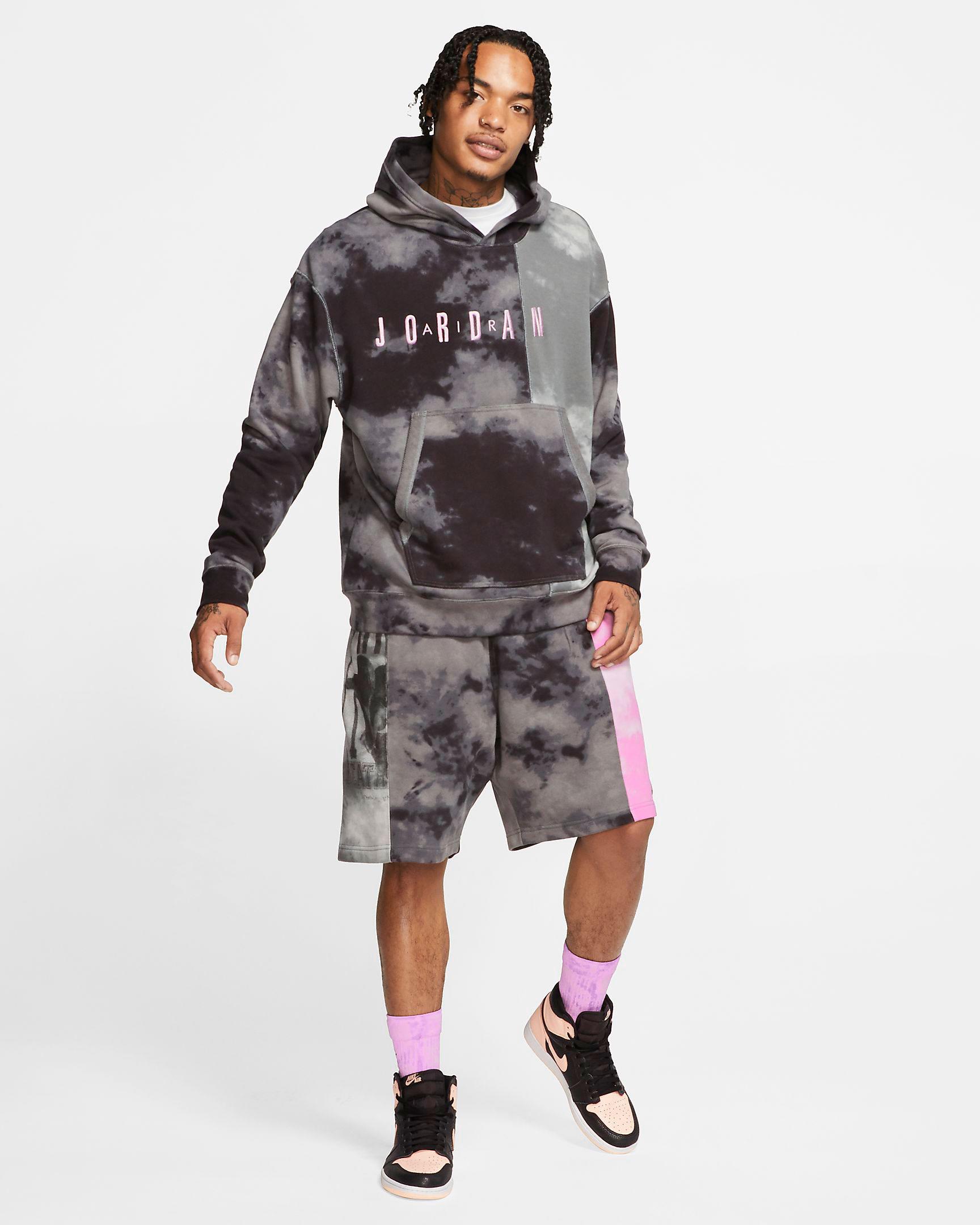 jordan-sport-dna-vintage-hoodie-shorts-black-grey-purple