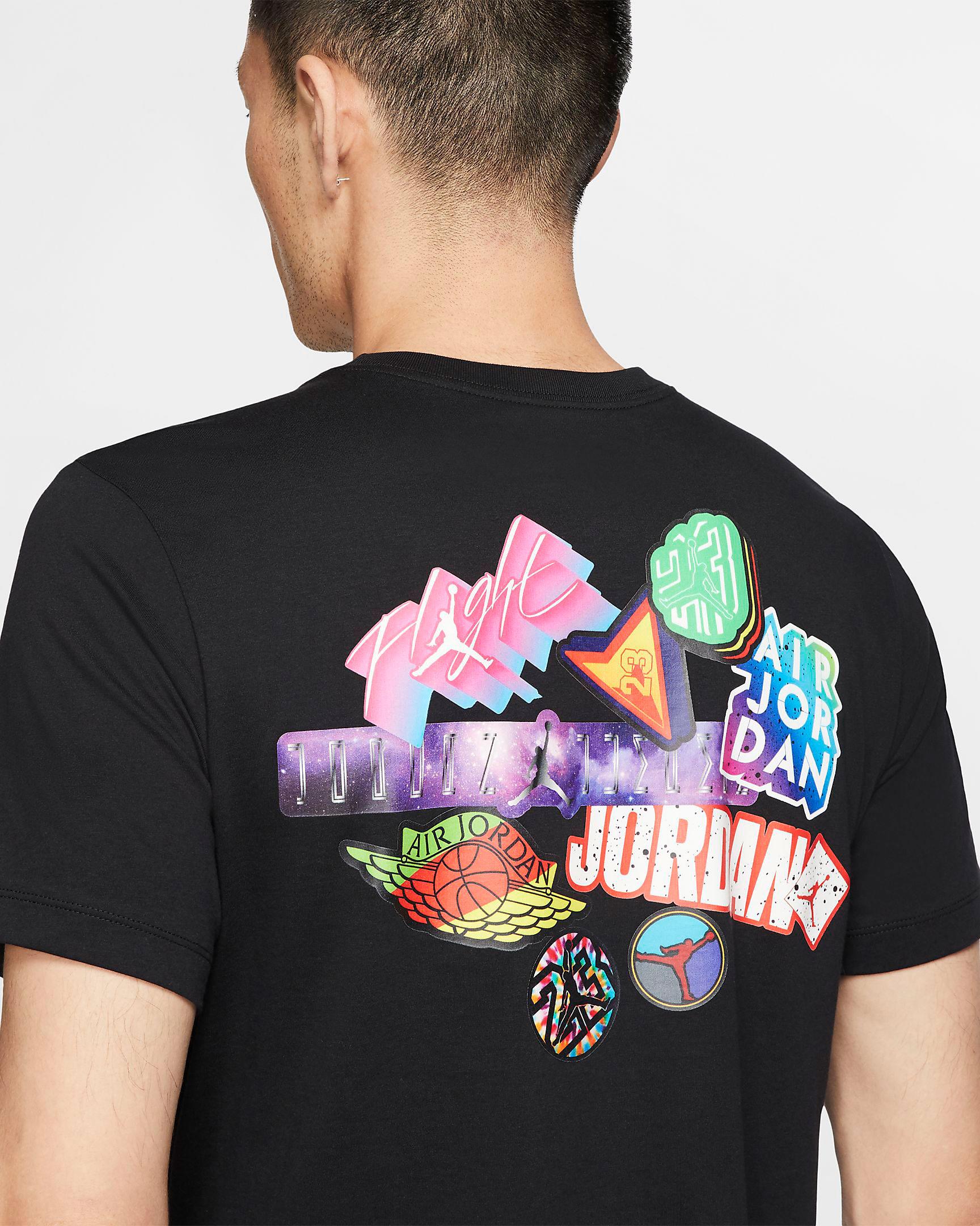 jordan-sticker-shirt-black-2