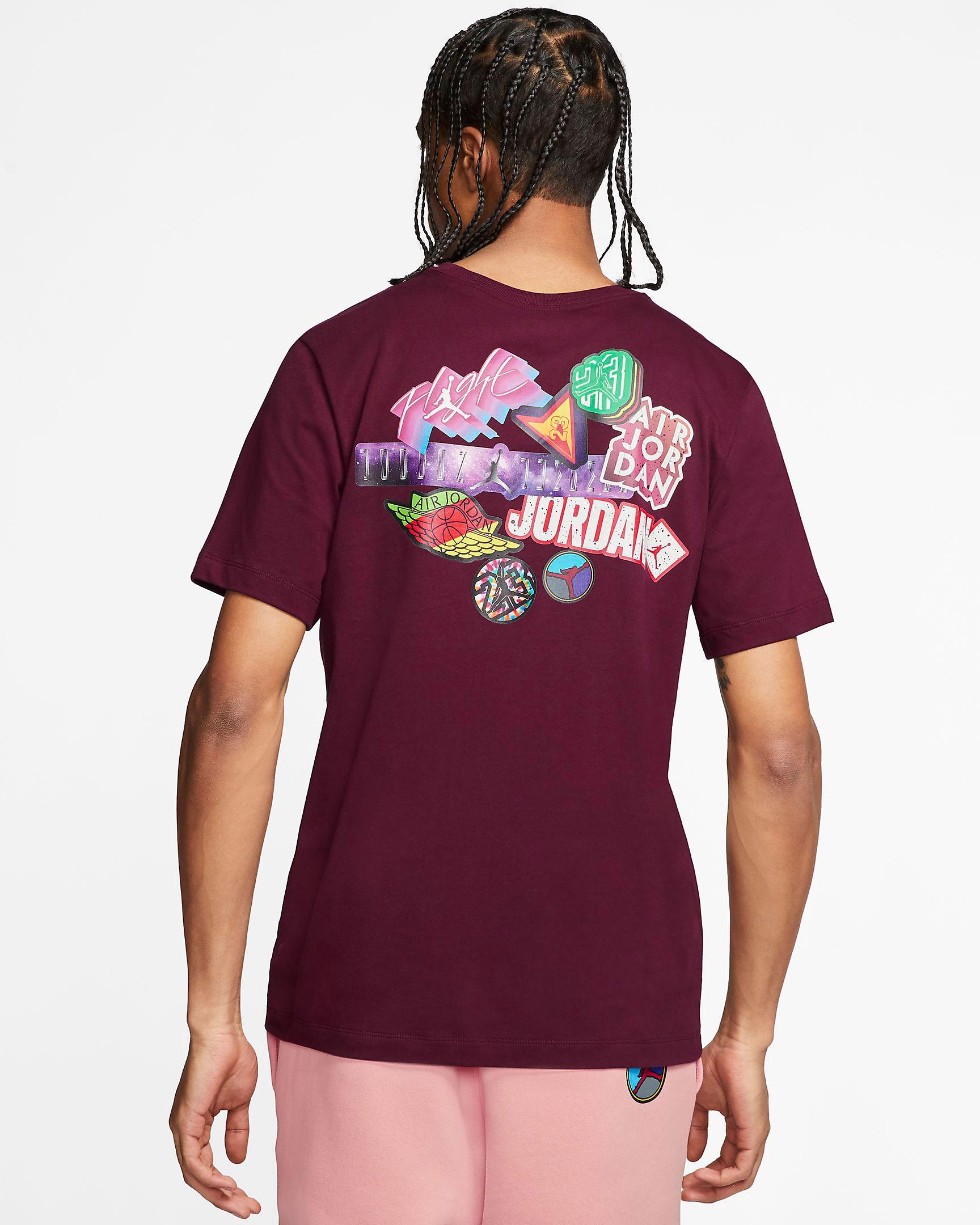 jordan-sticker-shirt-burgundy-2