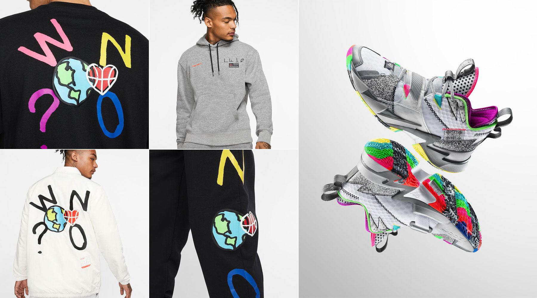 revolución microondas vestir  Jordan Why Not Zer03 Zer0 Noise Clothing | SneakerFits.com
