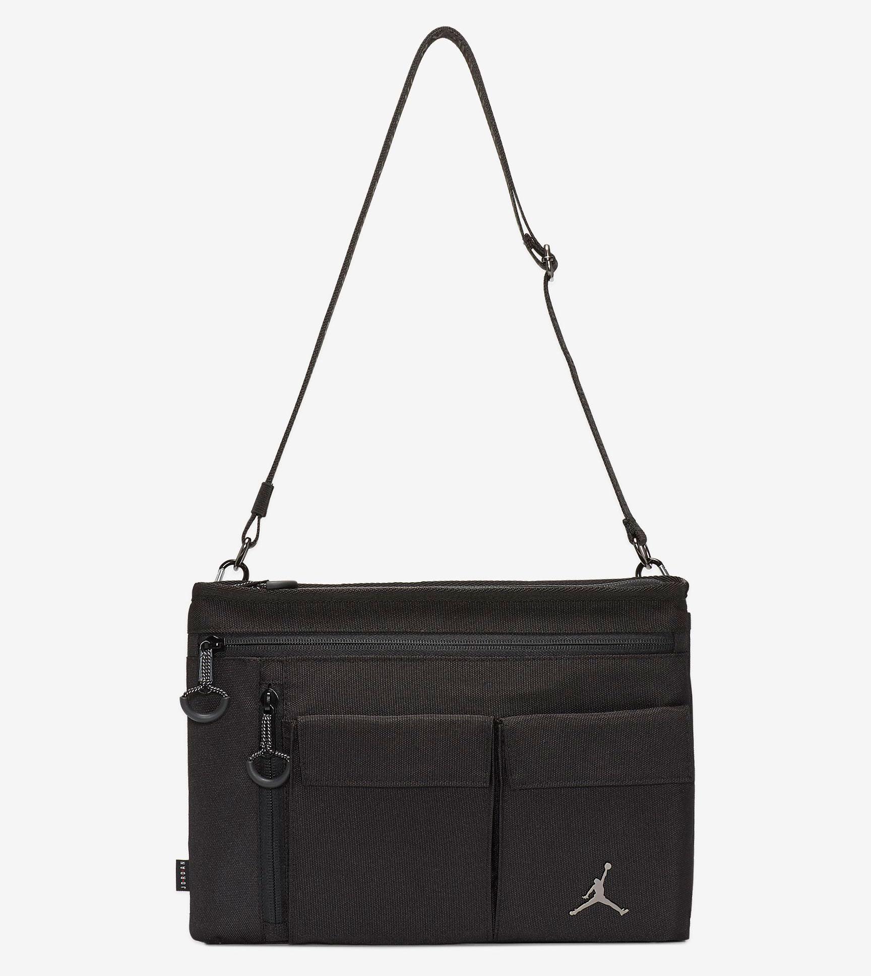 jordan-womens-black-shoulder-bag