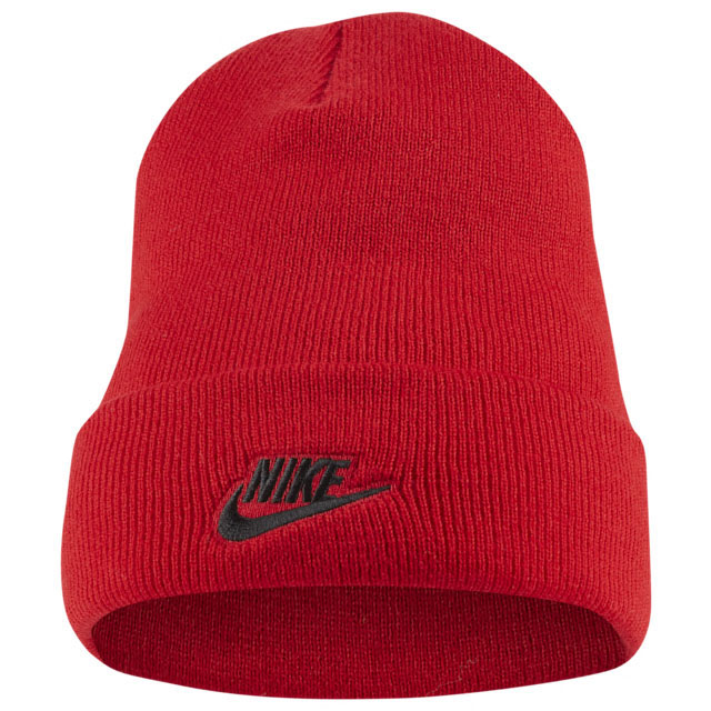 nike-air-foamposite-one-lava-hat-beanie-hat-match