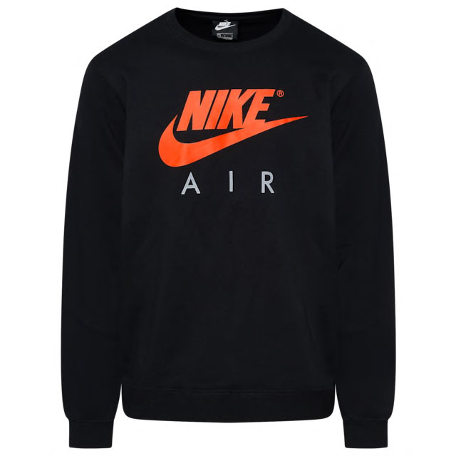 nike-air-foamposite-one-lava-sweatshirt-match