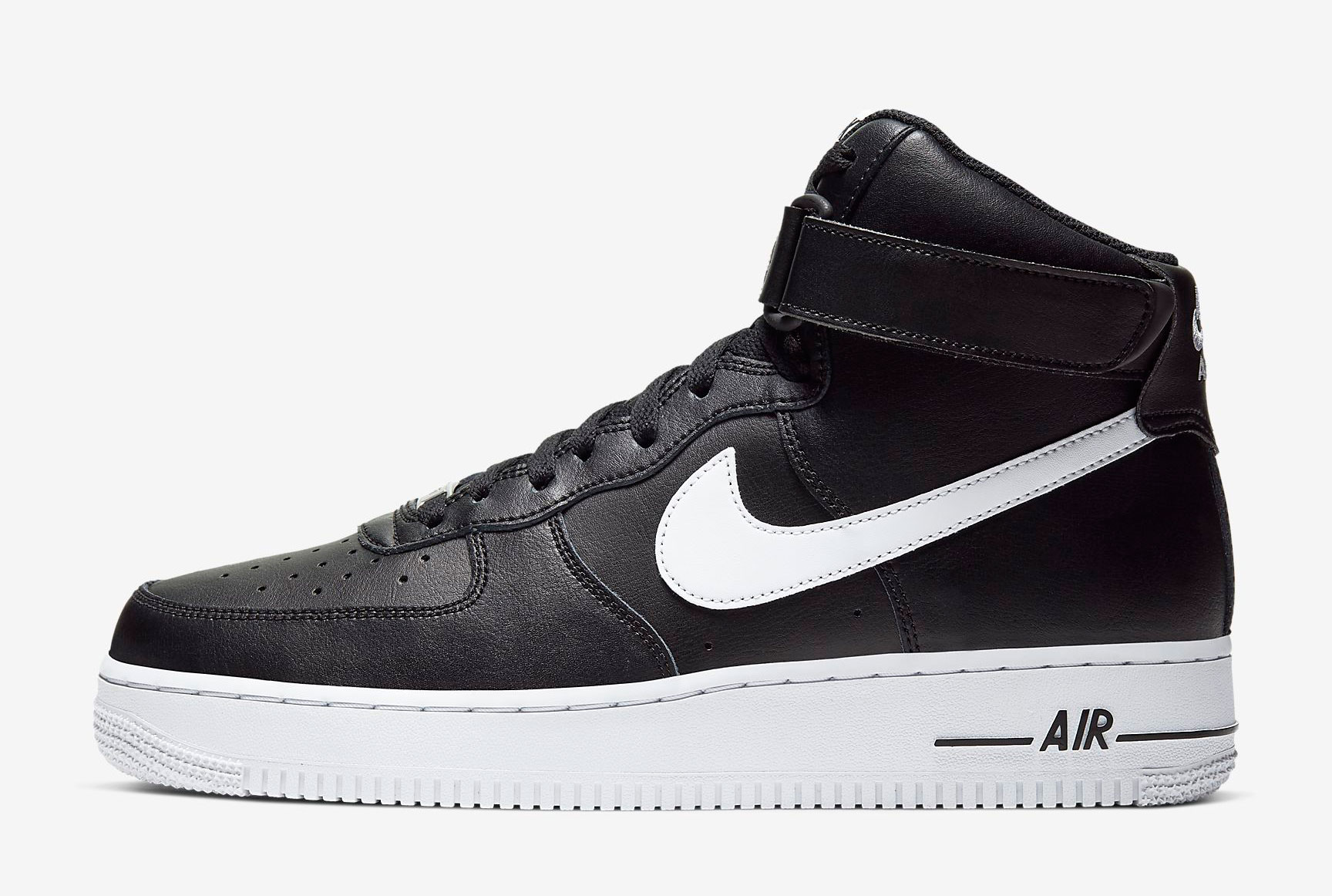 nike-air-force-1-high-2020-black-white-release-date
