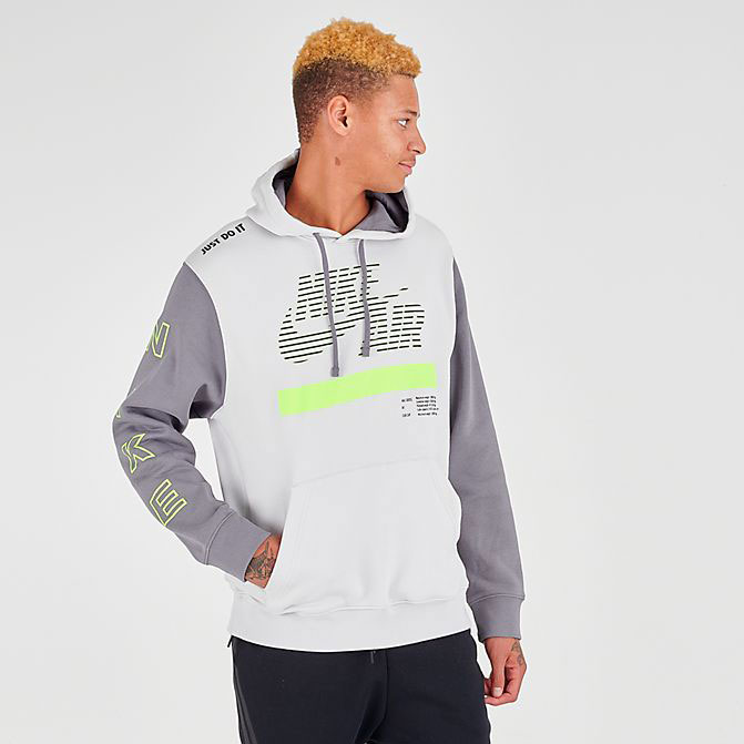 nike-air-max-90-grey-volt-hoodie-match
