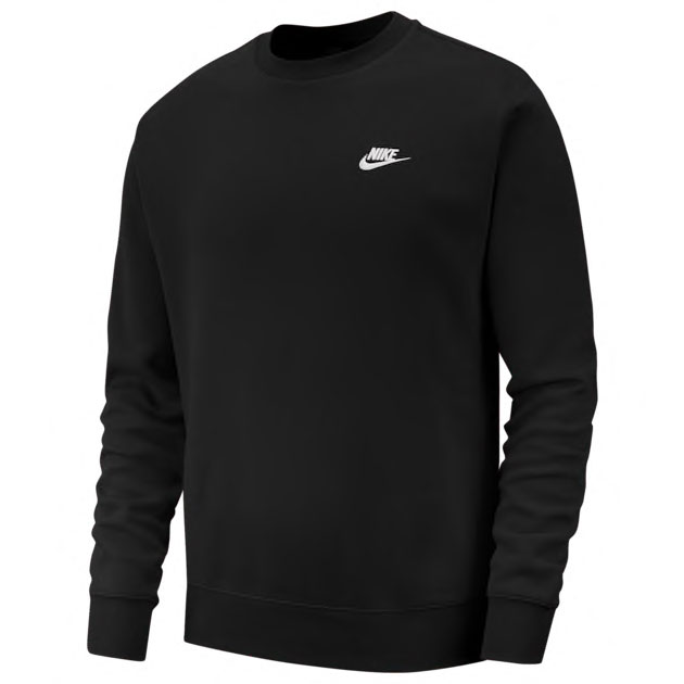 nike-club-fleece-crew-sweatshirt-black