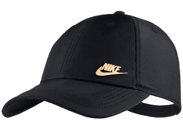 nike-hat-black-metallic-gold