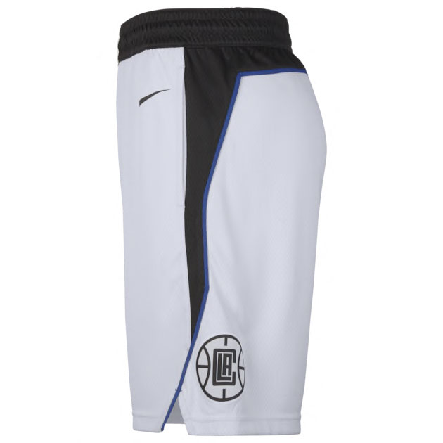 nike-pg-4-black-white-la-clippers-shorts-2