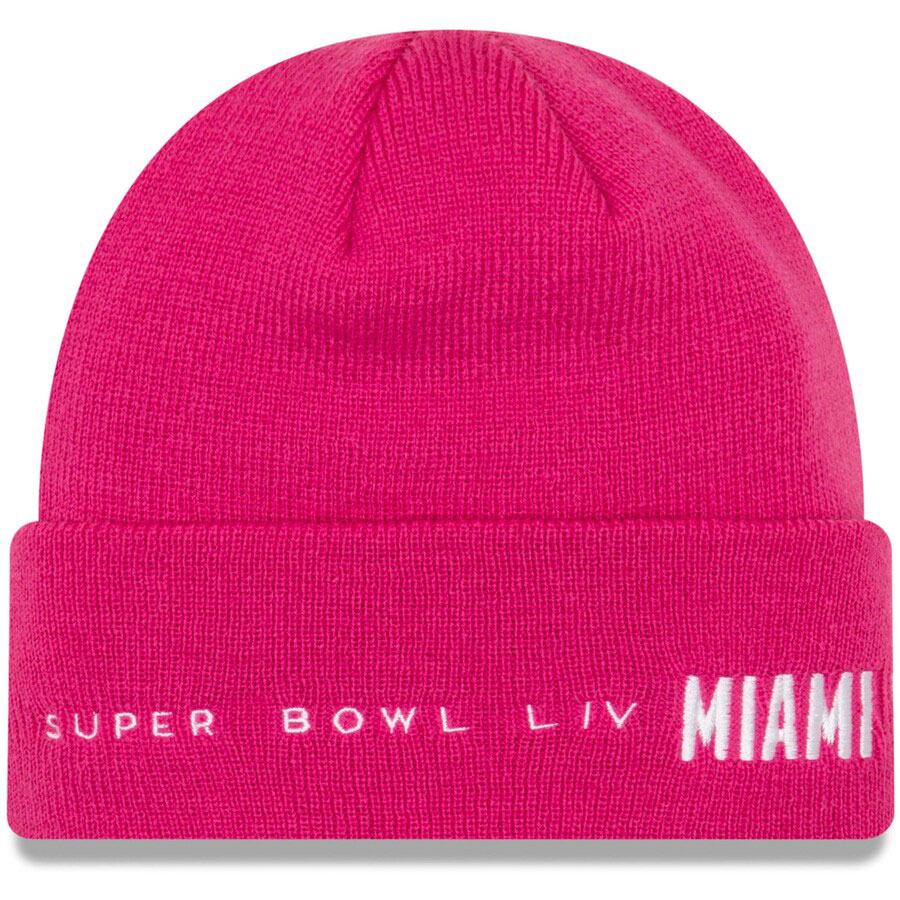 super-bowl-liv-new-era-pink-knit-hat-beanie-2