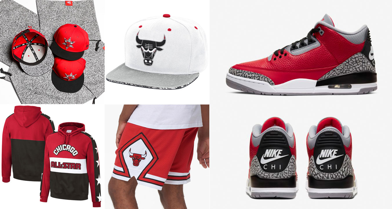 air-jordan-3-nike-chi-red-cement-clothing-outfits