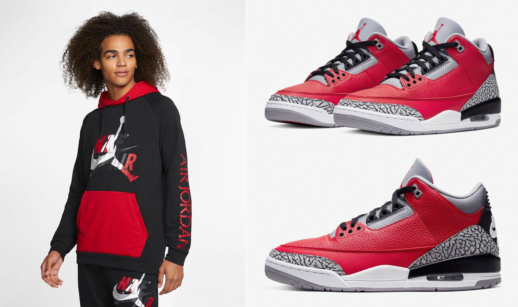 air-jordan-3-red-cement-hoodie
