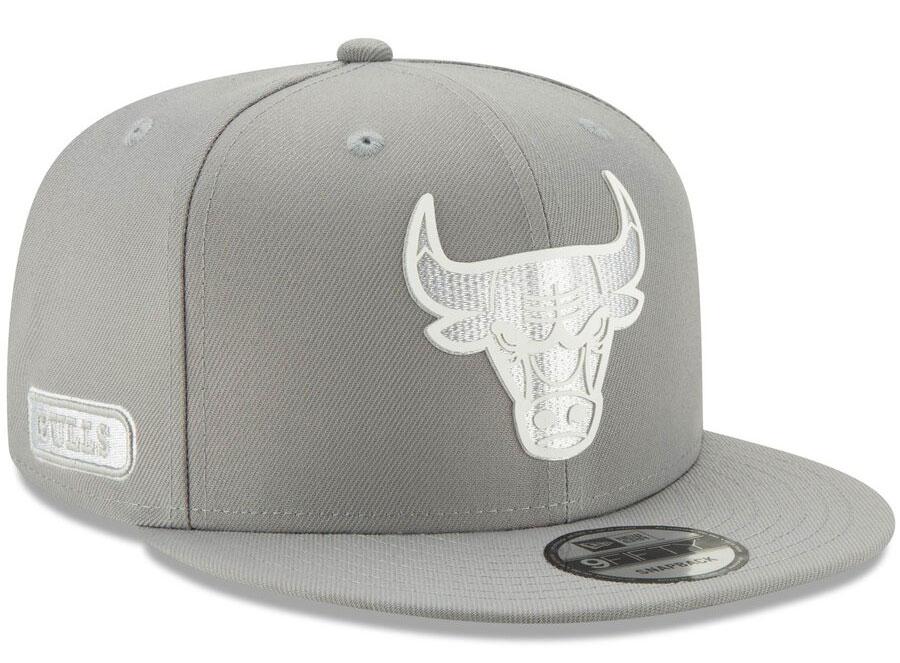 jordan-1-mid-disco-ball-bulls-silver-snapback-cap-1