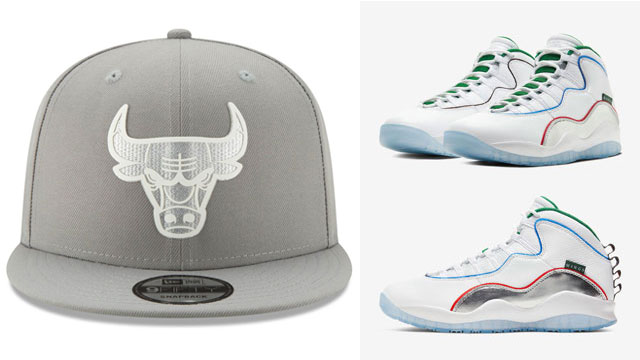 jordan-10-wings-bulls-matching-hat