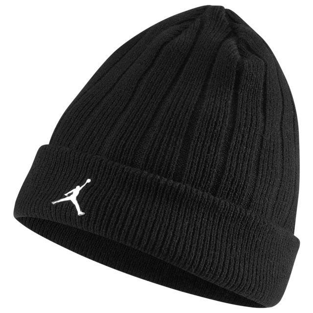 jordan-34-black-cat-beanie-hat