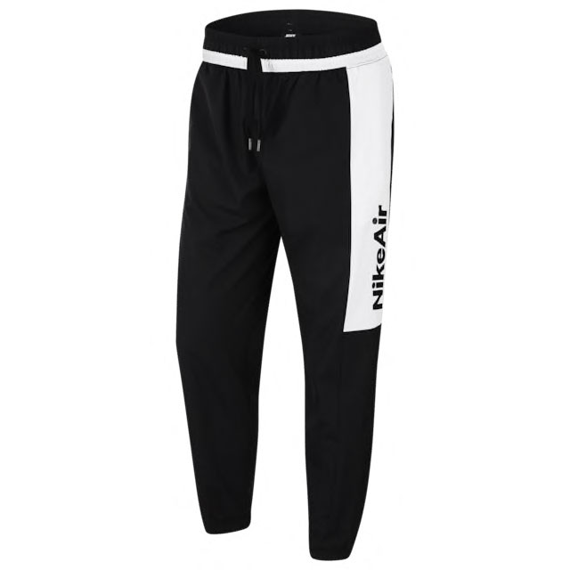 nike-air-black-white-red-jogger-pants