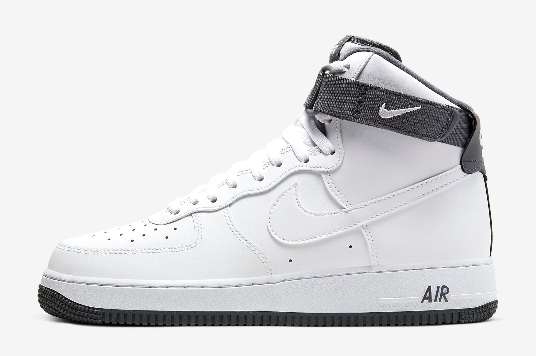 nike-air-force-1-high-white-dark-grey-release-date