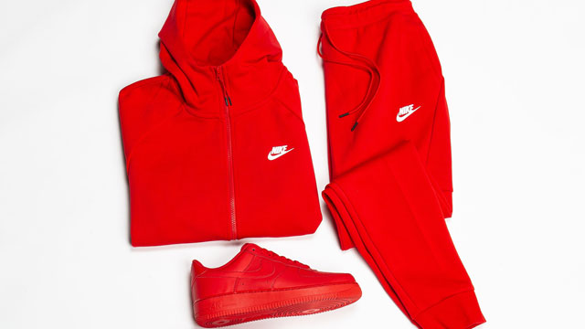 nike-air-force-1-triple-red-apparel-match