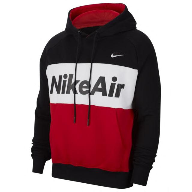 nike-air-red-noir-hoodie