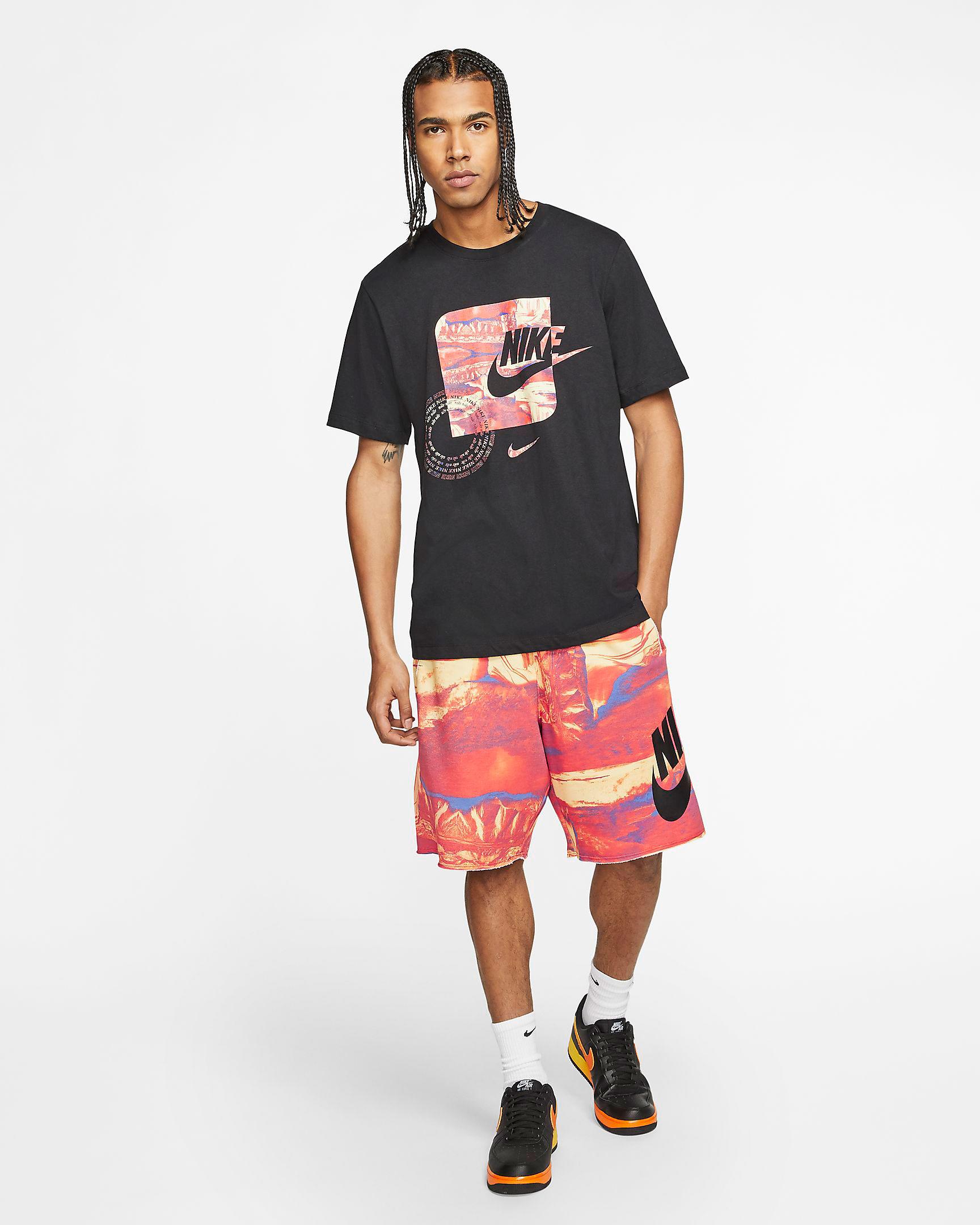nike-organic-distortion-shirt-shorts