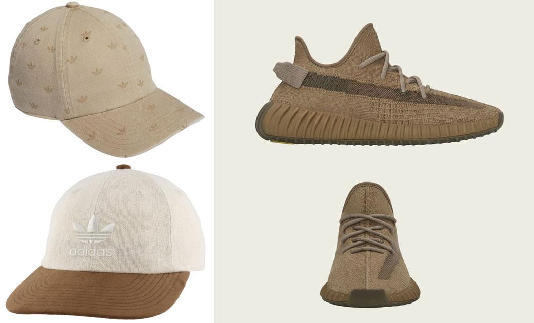 yeezy-boost-350-v2-earth-adidas-hats
