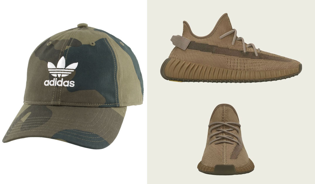 yeezy-boost-350-v2-earth-hat-match