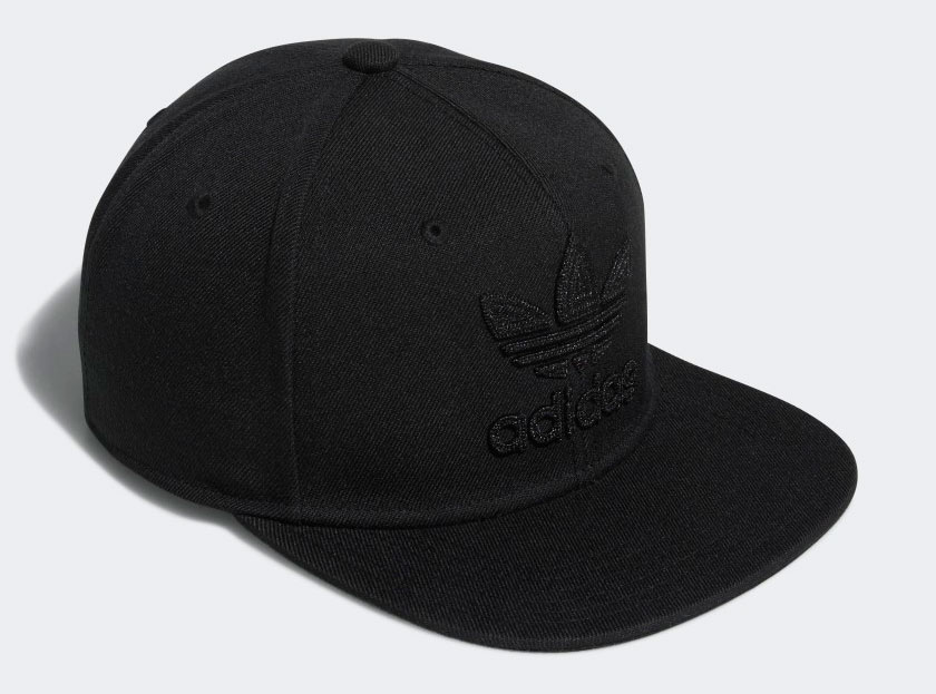 yeezy-boost-700-mnvn-triple-black-adidas-snapback-hat