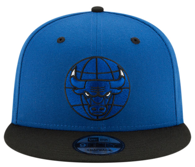 air-jordan-1-high-zoom-racer-blue-bulls-hat-match-2