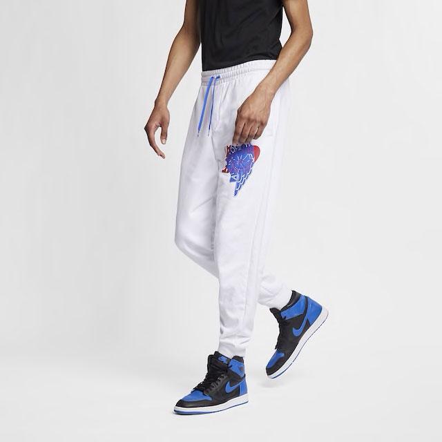 blue jordan 1 outfit