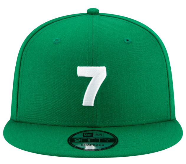 air-jordan-1-pine-green-snapback-hat-match-3