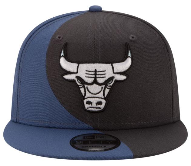 air-jordan-13-flint-2020-new-era-bulls-hat-2