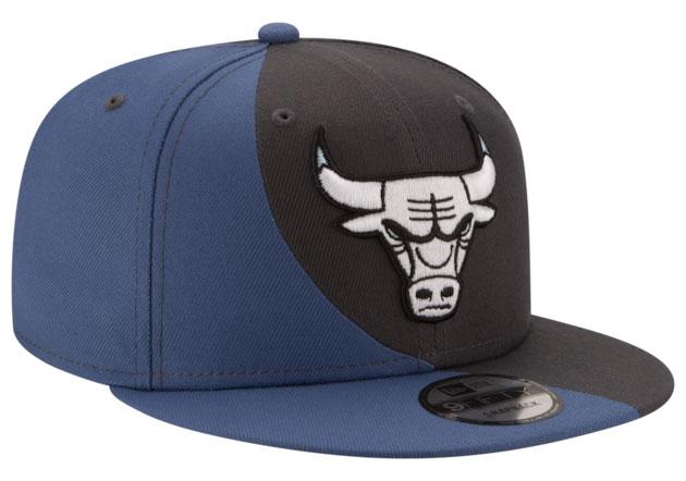 air-jordan-13-flint-2020-new-era-bulls-hat-3