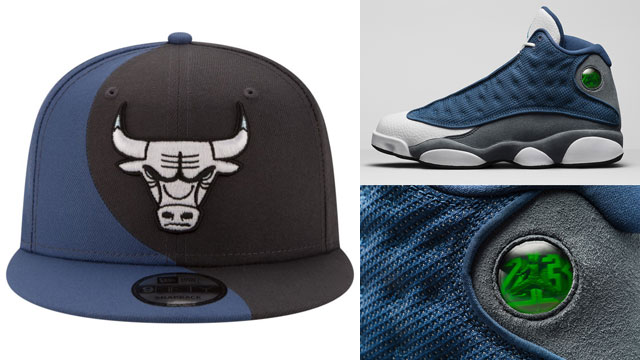 air-jordan-13-flint-snapback-hat