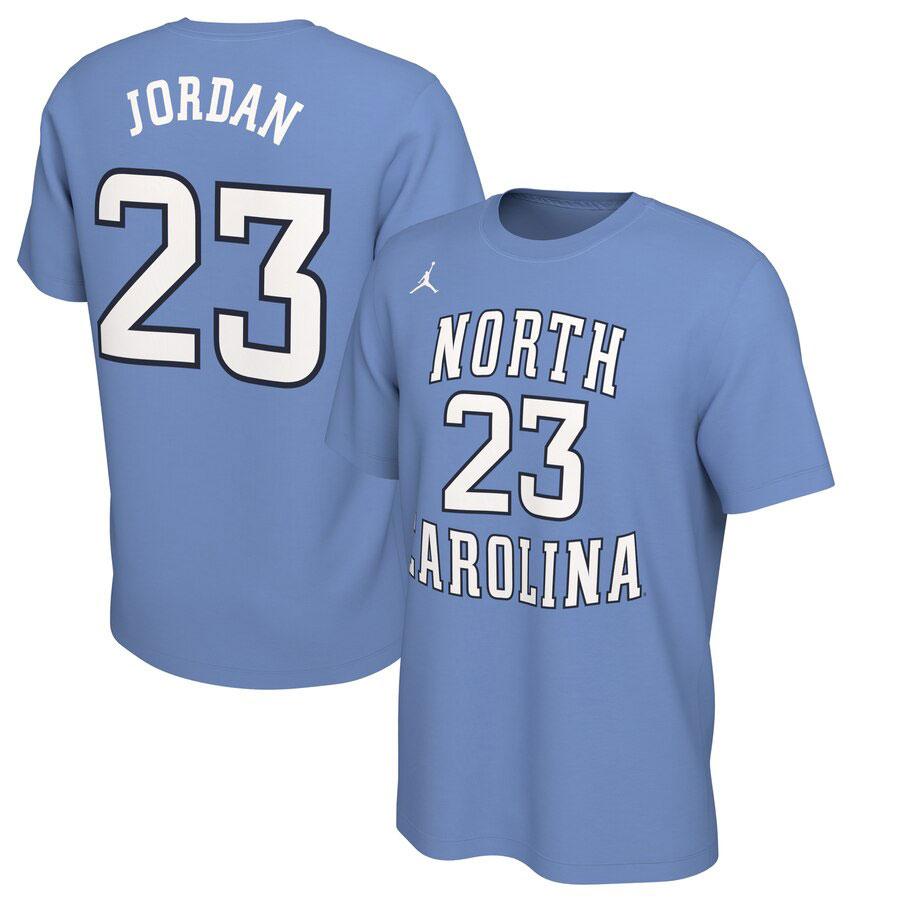 air-jordan-3-unc-michael-jordan-shirt