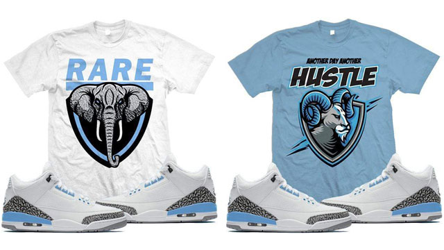 air-jordan-3-unc-sneaker-shirts