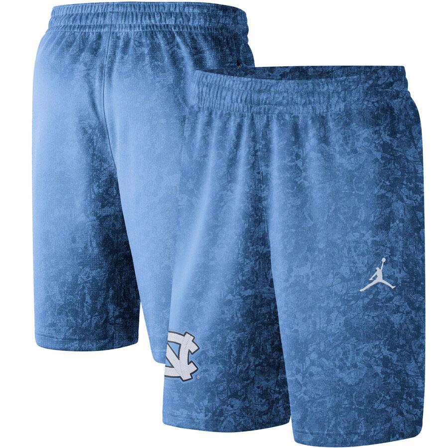 air-jordan-3-unc-tar-heels-shorts