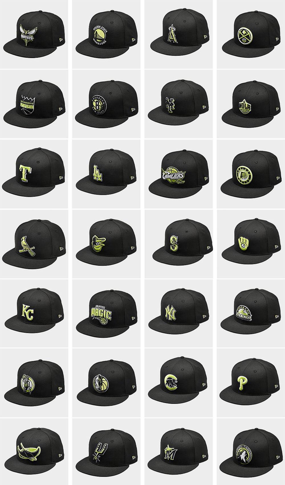 air-jordan-4-neon-air-max-95-hats-to-match