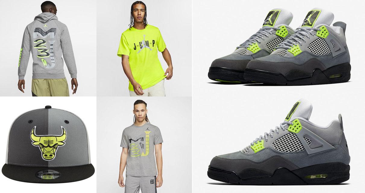 air-jordan-4-neon-air-max-95-sneaker-outfits
