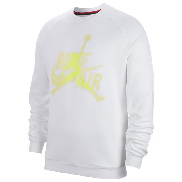 air-jordan-4-neon-nike-air-volt-sweatshirt