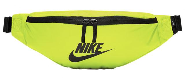 air-jordan-4-neon-volt-nike-hip-pack