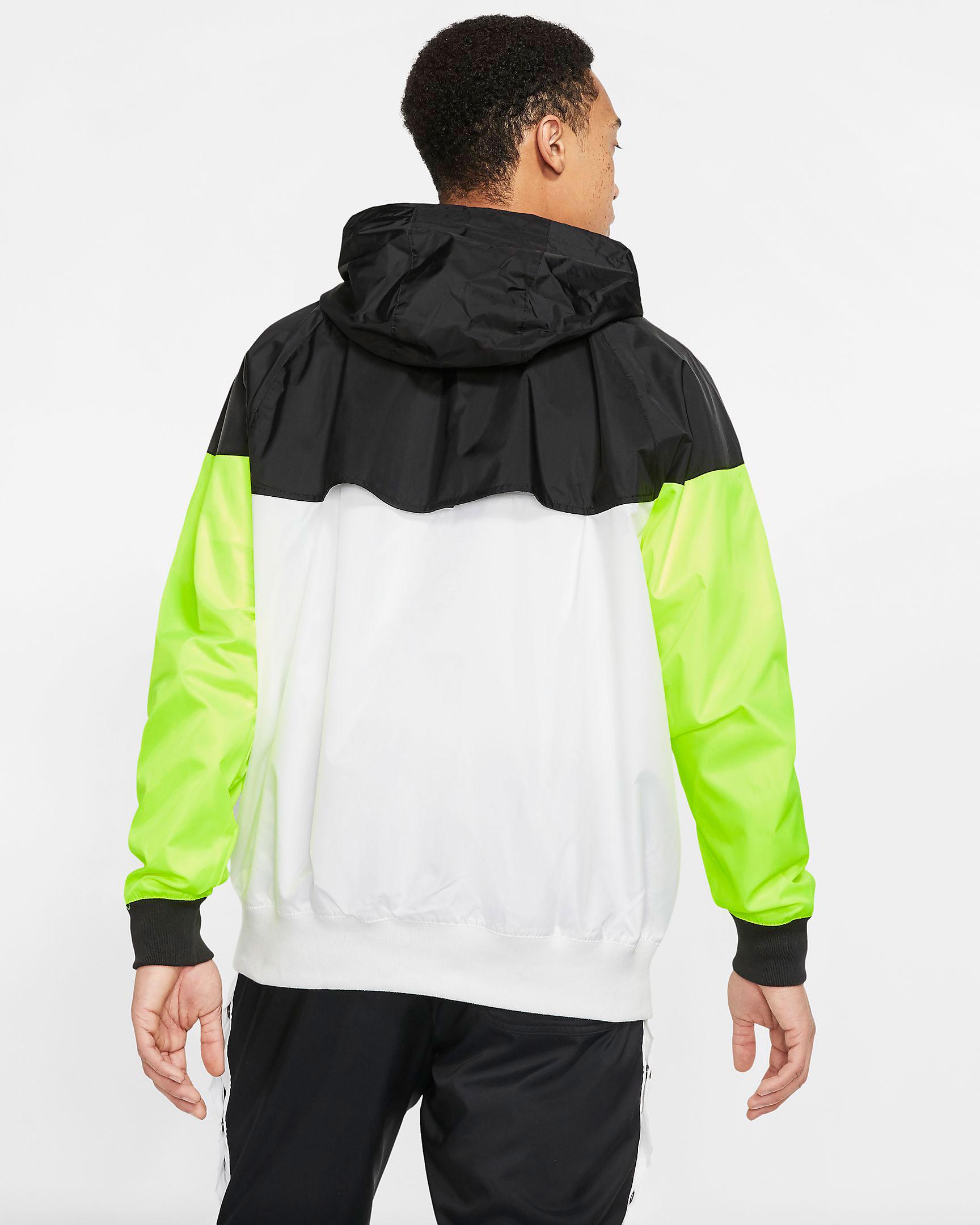 air-jordan-4-neon-volt-nike-jacket-match-2