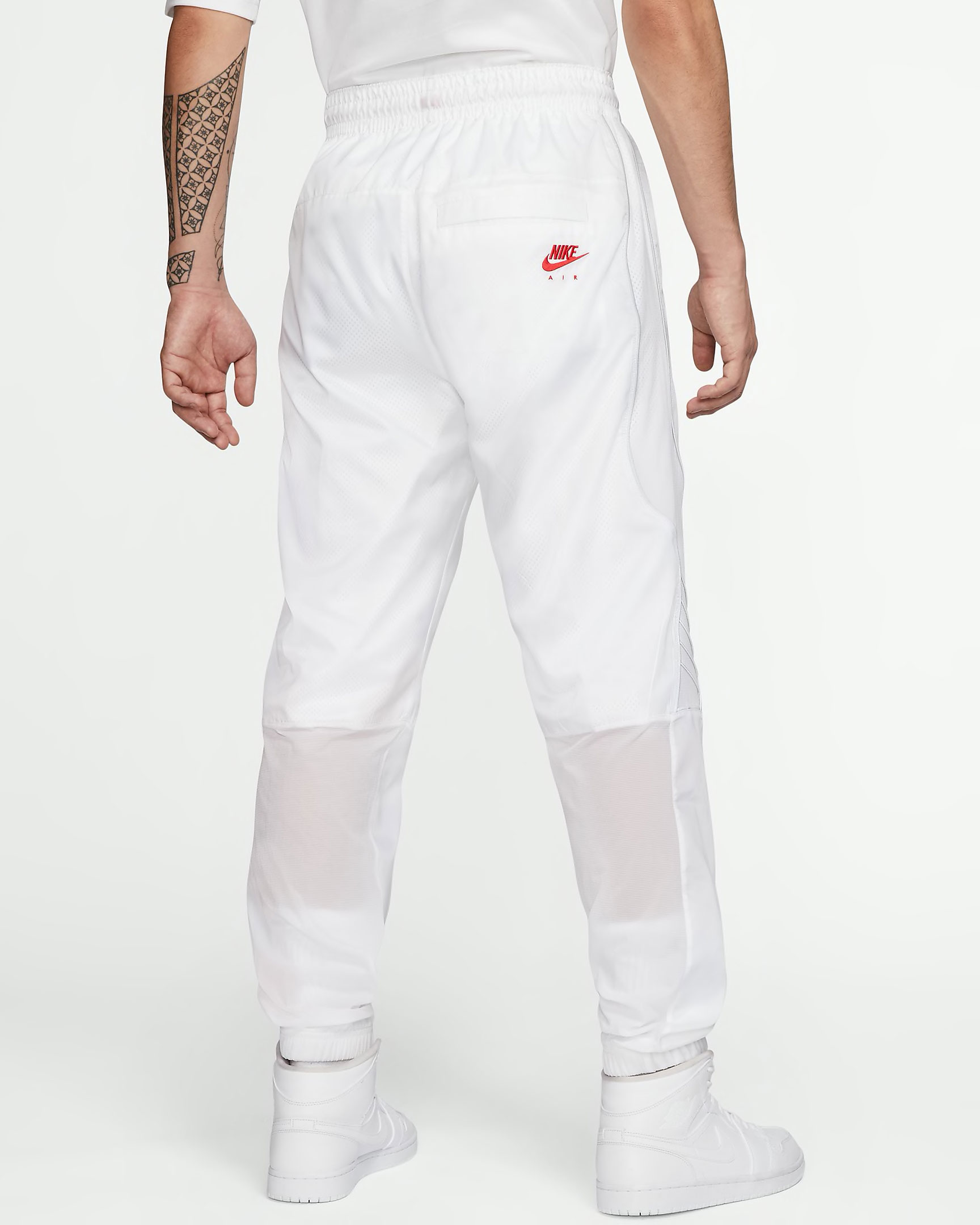 air-jordan-5-fire-red-2020-pants-white-red-2