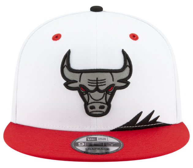 air-jordan-5-fire-red-2020-snapback-hat-2